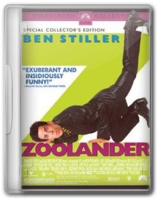 Capa do Filme Zoolander