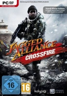 Jagged Alliance Crossfire Torrent PC