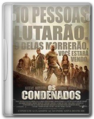 Capa do Filme Os Condenados