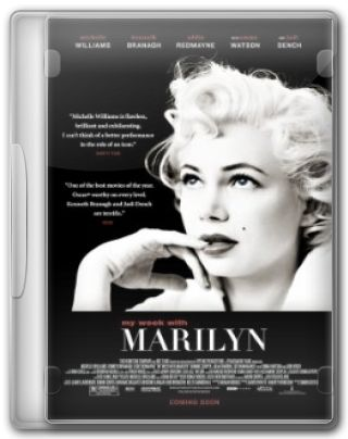 Capa do Filme My Week with Marilyn