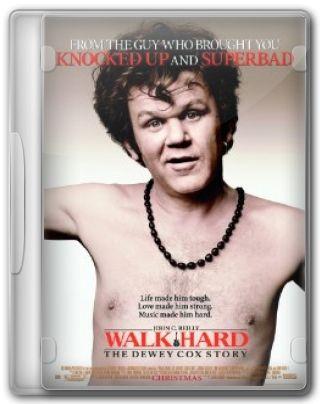 Capa do Filme Walk Hard: The Dewey Cox Story