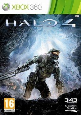 Halo 4 Torrent XBOX 360 Region Free